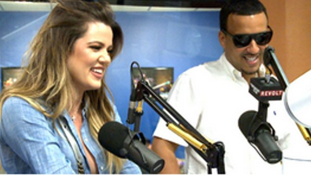 French Montana & Khloe Kardashian Interview With Angie Martinez Power 105.1