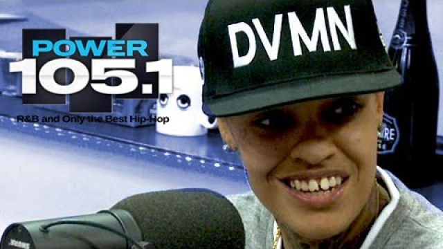 Siya Interview at The Breakfast Club Power 105.1 (08/29/2014)