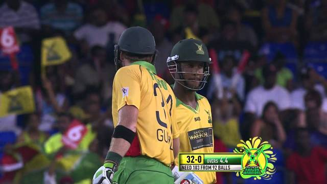 Semi Final 2: Jamaica Tallawahs V Guyana Amazon Warriors