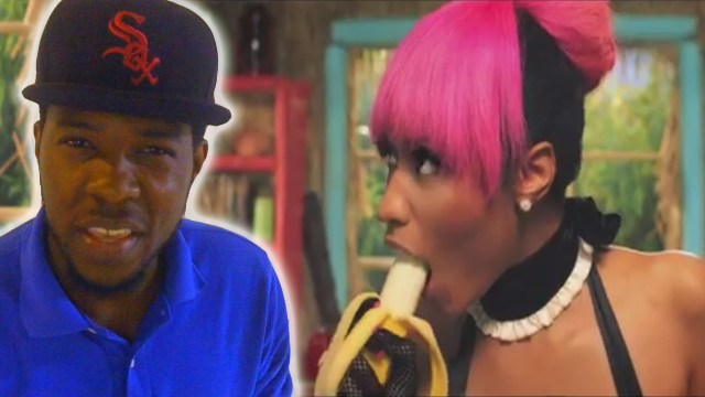 "Nicki Minaj ""Anaconda"" [Reaction] – @Kevin2wokrayzee"