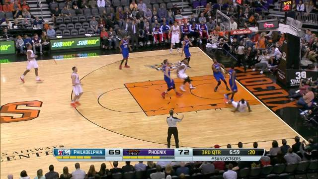 Phoenix Suns Top 10 Plays of the Season