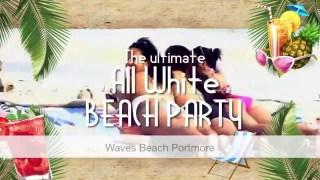 All White Beach Party Teaser
