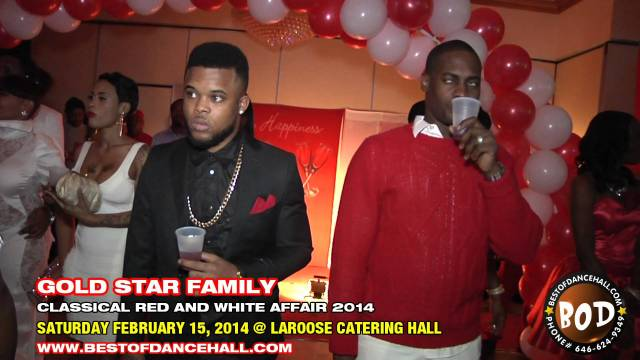 Gold Star Family Red And White Affair 2014