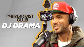DJ Drama Interview With Angie Martinez Power 105.1