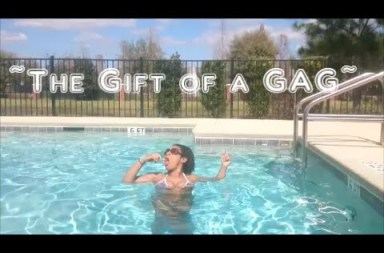 Caramel Kitten – Pool Side Advice: Give the Gift of a GAG