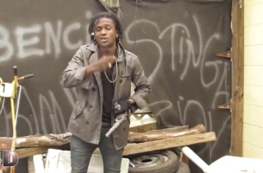Bencil – Anything Move A Get Cawn [Official Music Video HD]