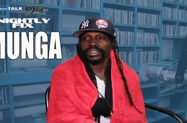 Munga talks being chopped, death rumours, recovery + defends Kaci Fennell @NightlyFix