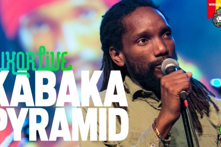Kabaka Pyramid Live at Luxor Live 2015
