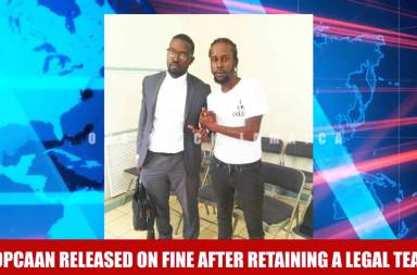 Update: Popcaan Released After Retaining Legal Team