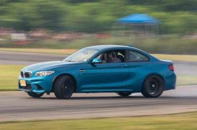2016 BMW M2 One Take
