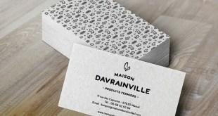 La Maison Davrainville : une identité de marque singulière