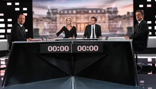 présidentielles - tv
