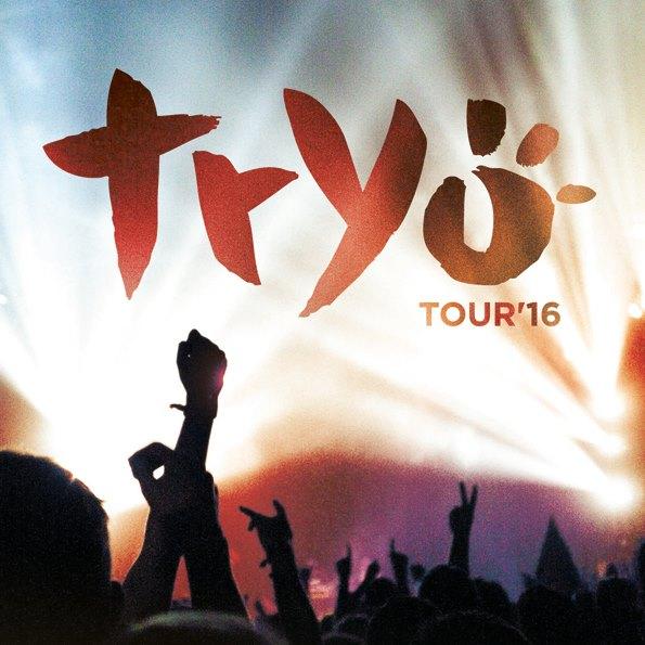 TRYO tour 2016 : le groupe repart en tournée cet été !