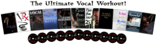 Ultimate Vocal Workout 2013