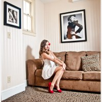 Pin up Photoshoot | The Artmore Hotel