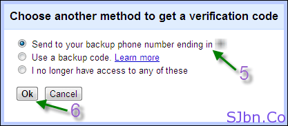 How to sign in and verify 2 step verification without your for Bhg customer service phone number