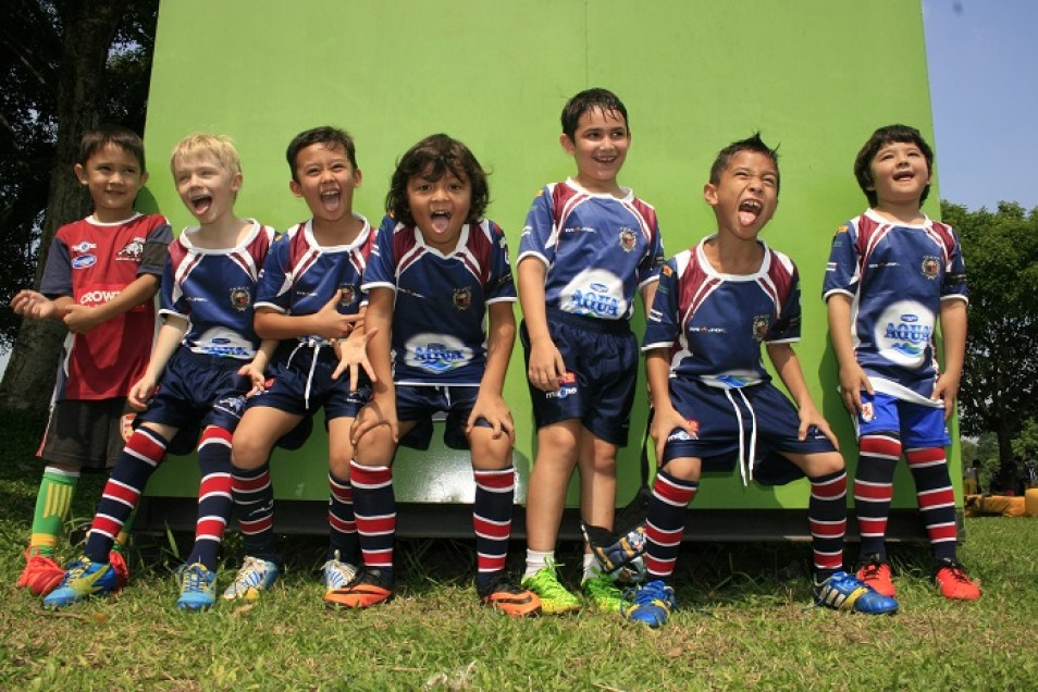 Jakarta Komodos Junior Rugby Club Indonesia