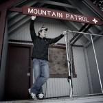 Jupiter Patrol Shack. And yeah, the door was open...