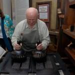 Inking the Gutenberg Press