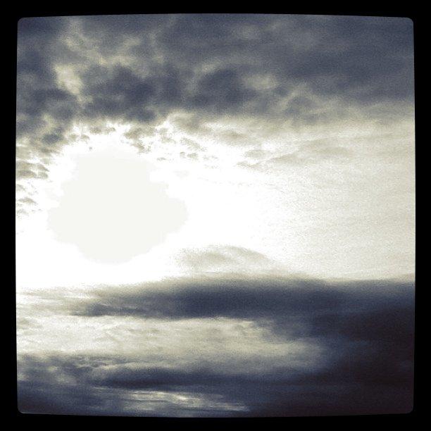 Harrowing Clouds