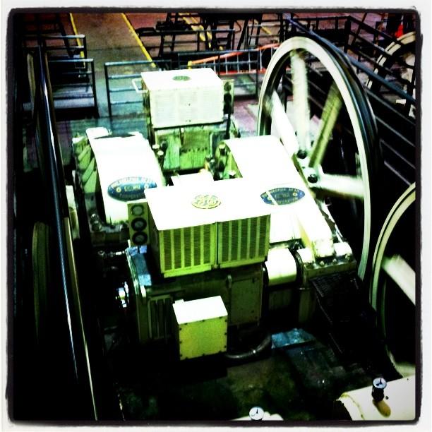 The Winding Machine
