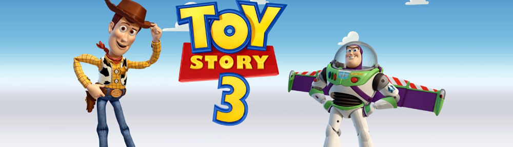 Toy Story 3 Banner