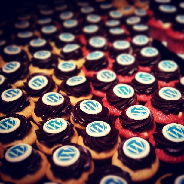 WordPress. For the win. #wcsf