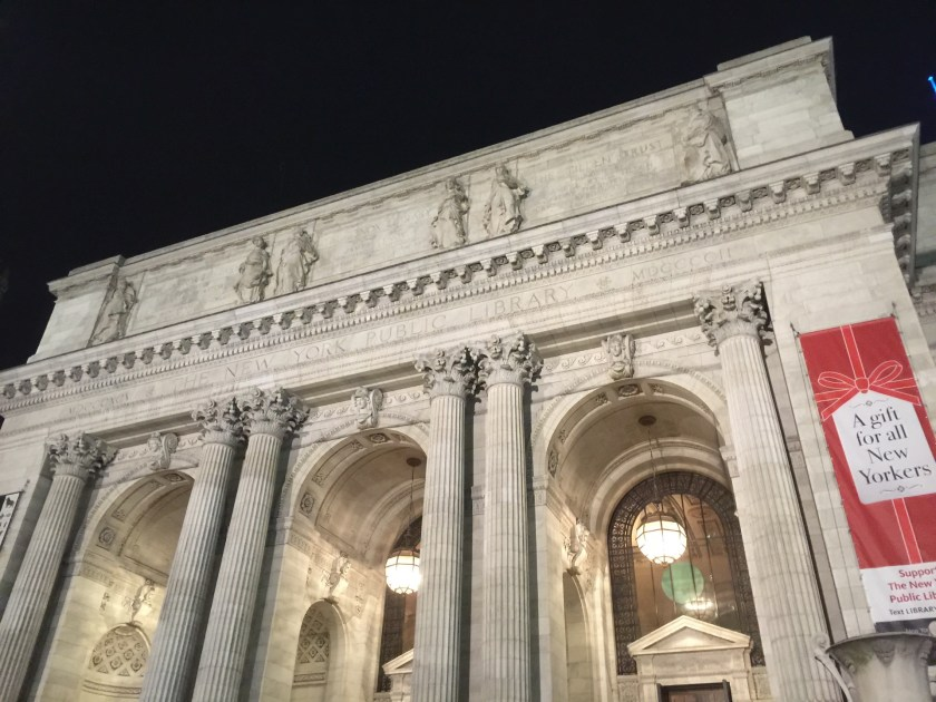 Checked in at New York Public Library