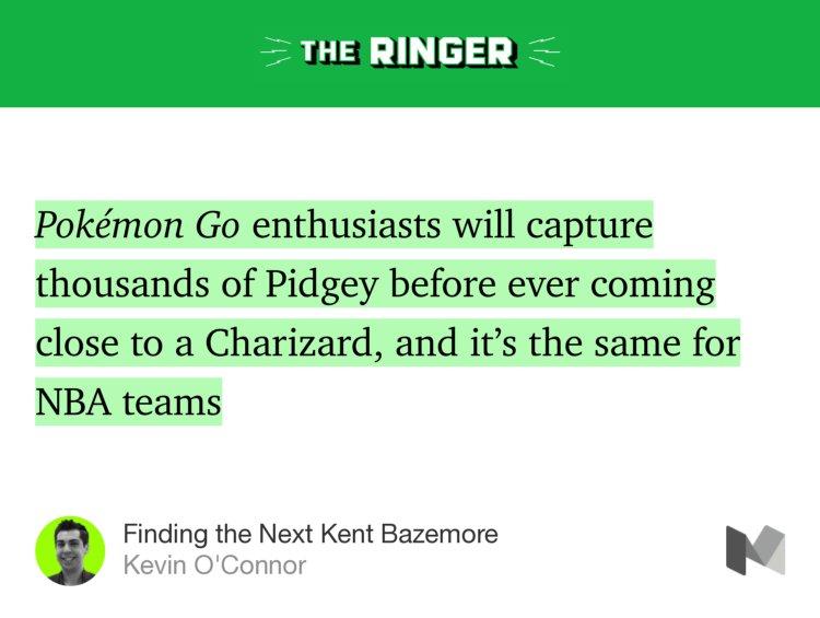 """Pokémon Go enthusiasts will capture…"