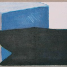 sídliště / housing development, ??? cm, akryl na plátně / acrylic on canvas, 2009
