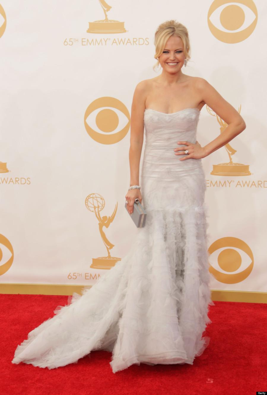 wedding news jamaican wedding dresses 65th Annual Primetime Emmy Awards Arrivals