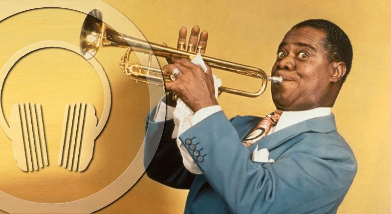 Le Chanteur : Louis Armstrong