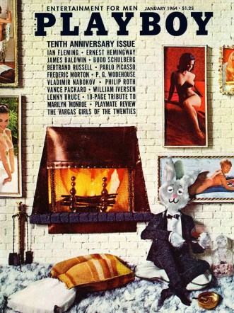 The Property of a Lady, Playboy, janvier 1963