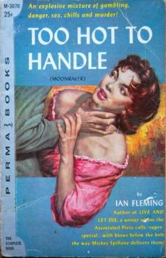 Too Hot To Handle, Perma Books, 1956