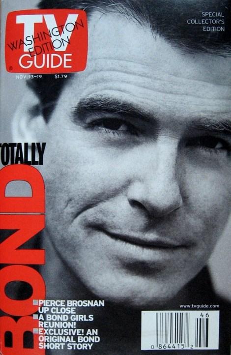 Première édition, TV Guide, 1993