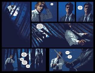 Felix Leiter comics (4)