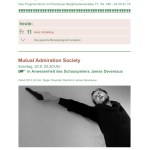 Mutual Admiration Society - Berlin Screening