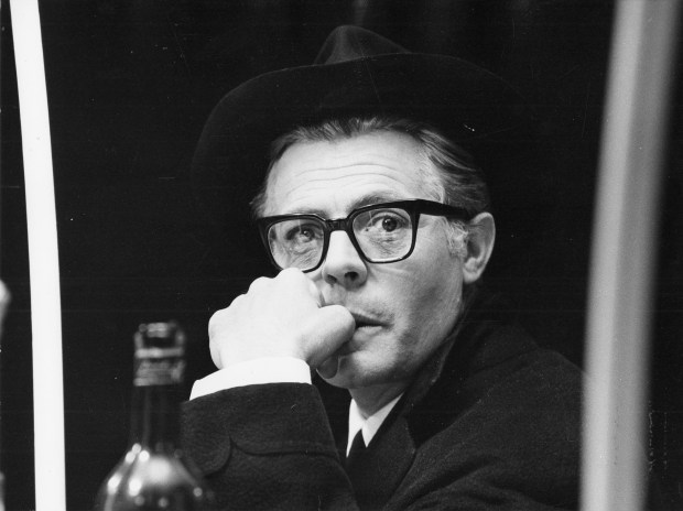 Marcello Mastroianni in Fellini's 81/2 (1963). Suggested by @LionelTwigg.