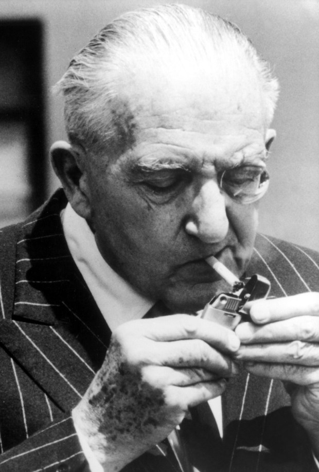 Fritz Lang. Nominated by @eliza2854, @Mara1937 and @lintlvieno.