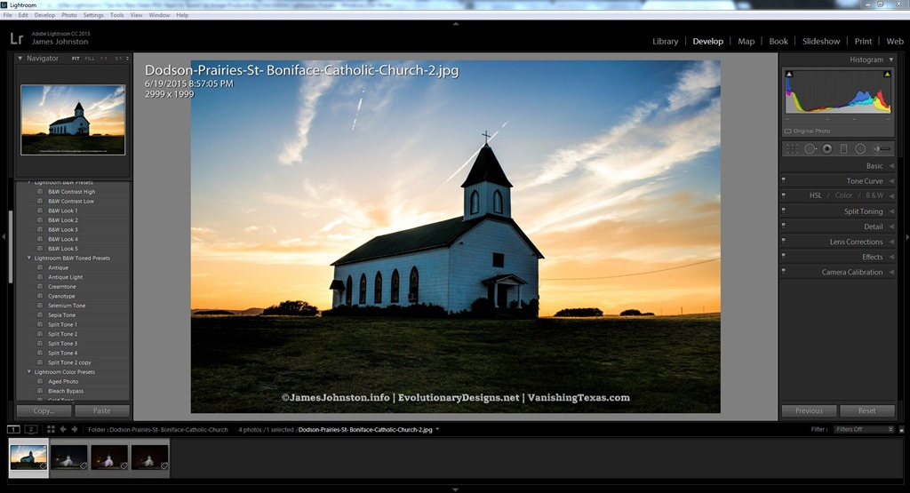 Killer Lightroom's Tips for New Users #10: Need to Speed Up Image Productivity? Use Adobe Lightroom Presets