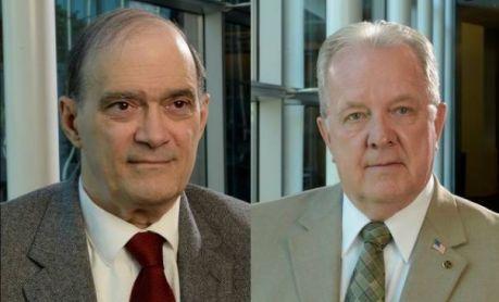 William Binney, Retired Technical Director, NSA Kirk Wiebe, Retired Senior Analyst, NSA