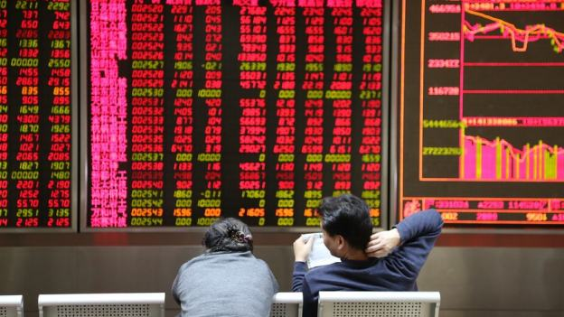 China Trading Stopped for Second Time This Week