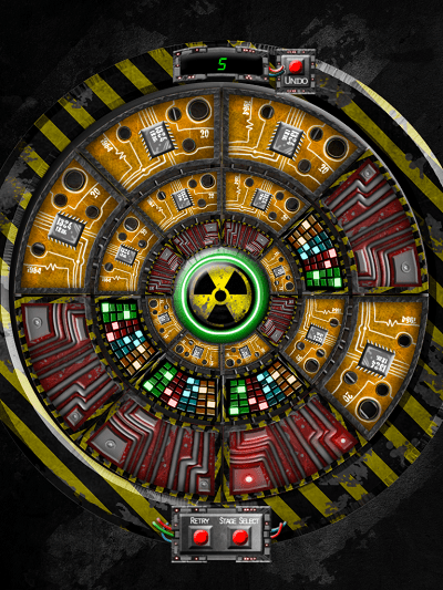 Reactor HD iOS Puzzle Game