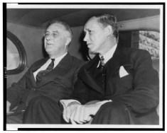Hopkins and Roosevelt