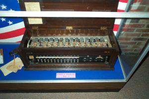 US Purple decoding machine