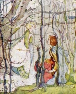 The Ballad of Thomas Rymour