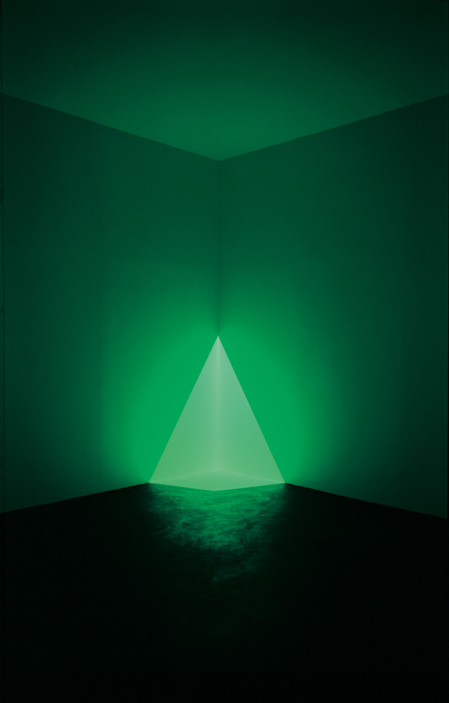 Alta Green 1968, James Turrell Museum