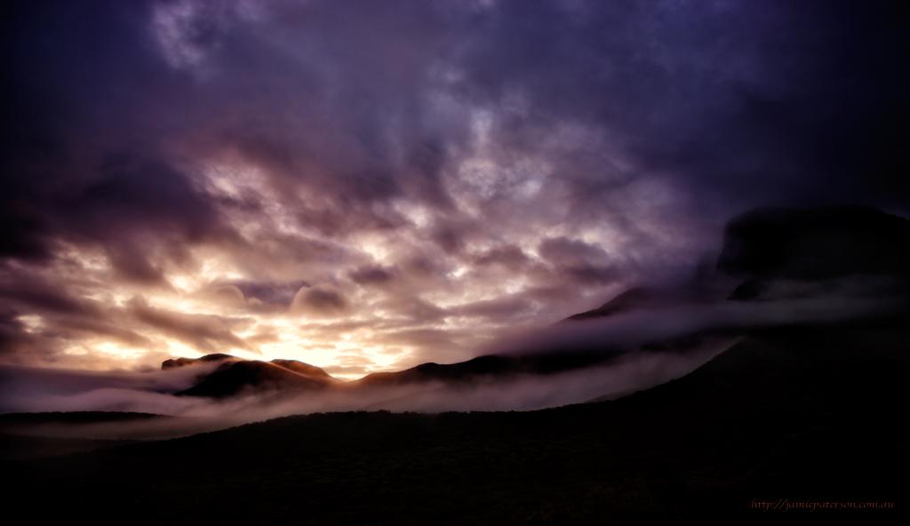 sunrise, stirlings, albany, australian landscape photography, australian photographer, western australia