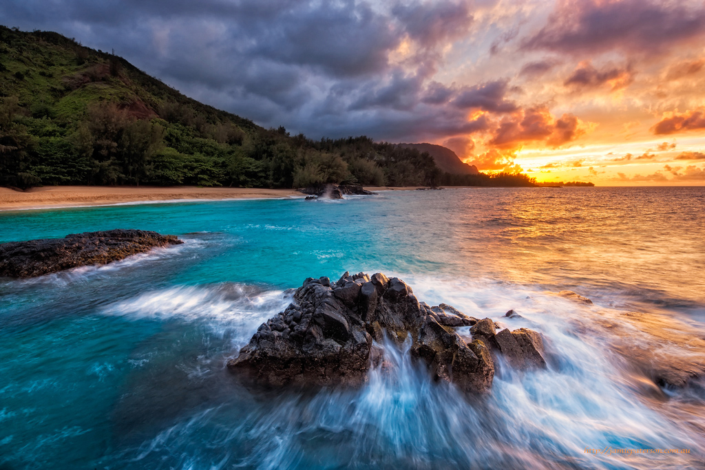 seascape photography, kauai photography, landscape photography, hawaii photography