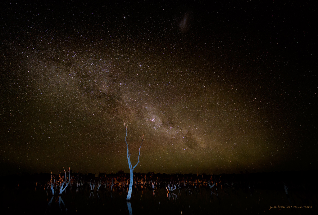 star photography, australian landscape photography, milky way